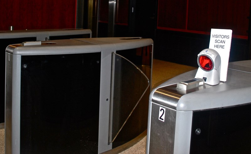 Turnstiles Systems Engineered Security Systems